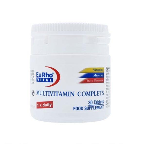 قرص مولتی ویتامین كامپلیت 30 عدد یوروویتال