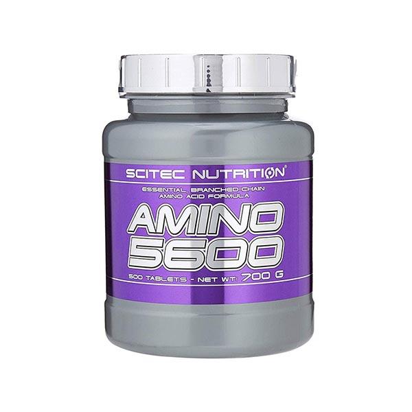 قرص آمینو 5600 500 عدد سایتك نوتریشن