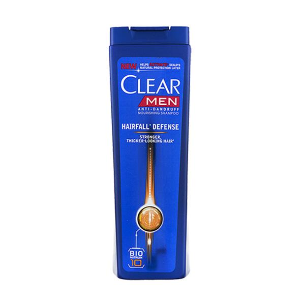 شامپو ضد شوره تقویت كننده موی سر آقایان 200 میلی لیتر كلیر