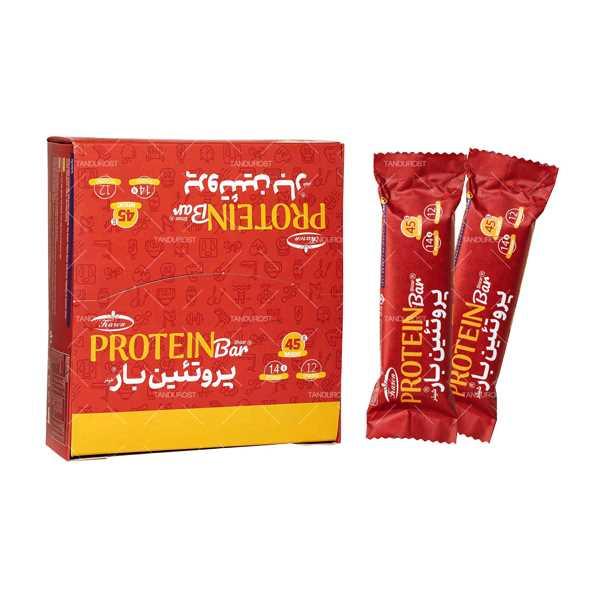 پروتئین بار 12 عدد كارن