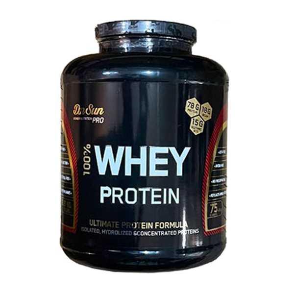 پودر پروتئین وی 2270 گرم دكترسان