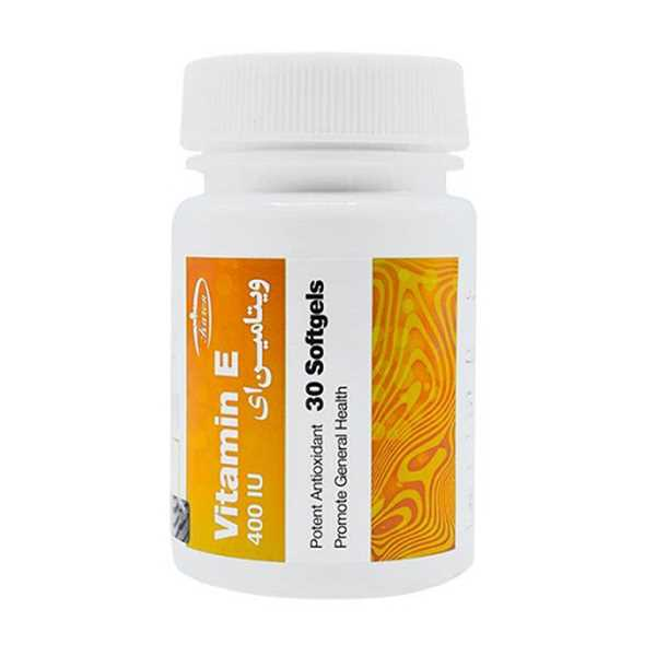 كپسول نرم ویتامین ای 30 عدد كارن