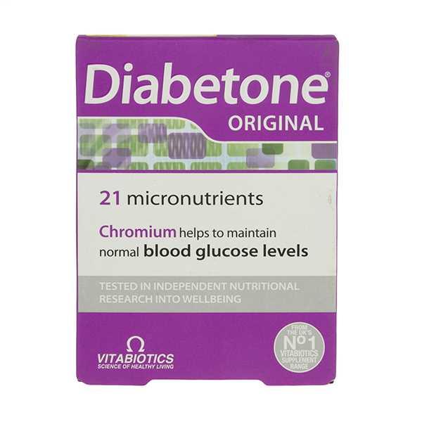 قرص دیابتون 30 عددی ویتابیوتیكس