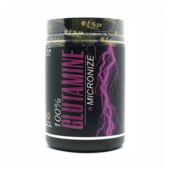 پودر گلوتامین میكرونایزد 250 گرم ال اس پی نوتریشن