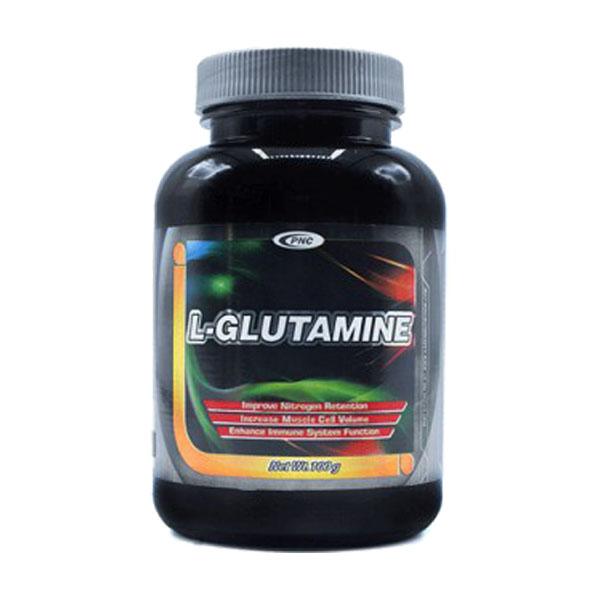 پودر ال گلوتامین 250 گرم پی ان سی كارن