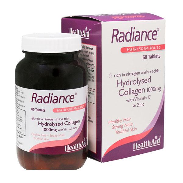قرص رادیانس 60 عدد هلث اید