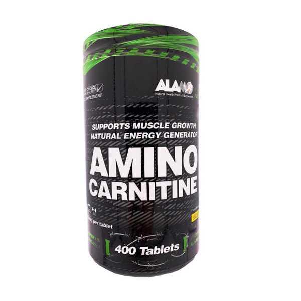 قرص آمینو كارنیتین 400 عدد آلامو