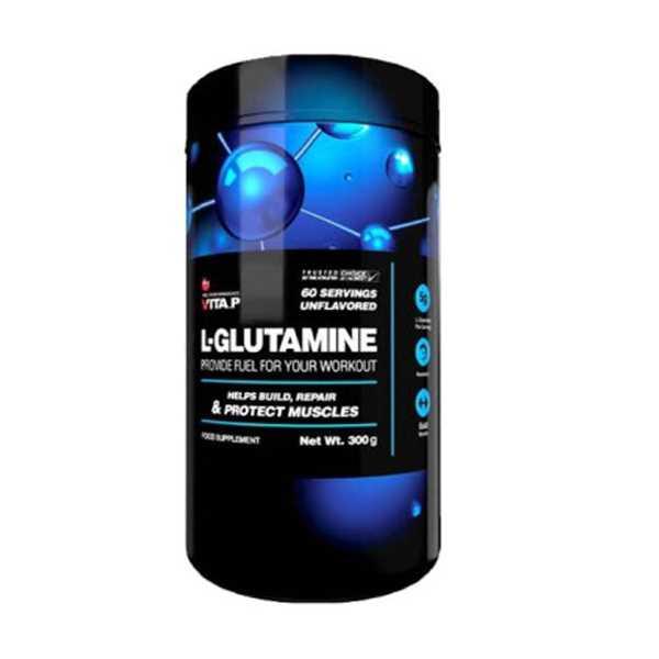 پودر ال گلوتامین 300 گرم ویتاپی