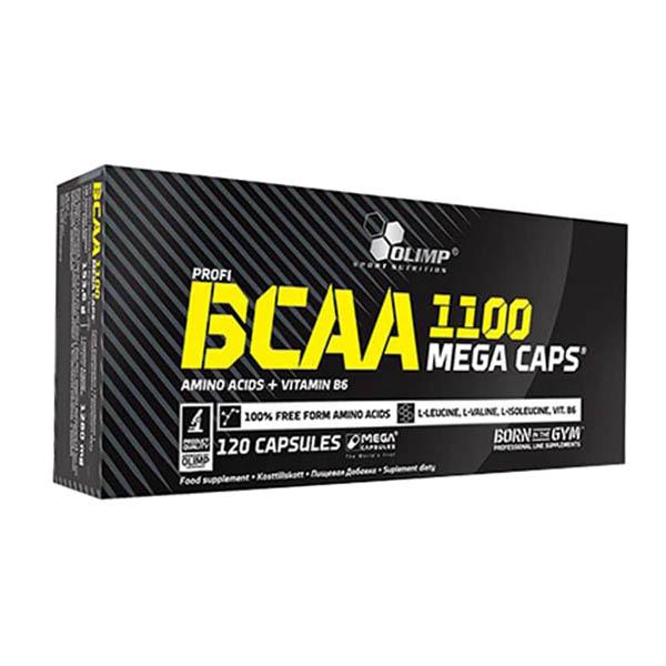 كپسول بی سی ای ای ویتامین ب 6 120 عدد الیمپ